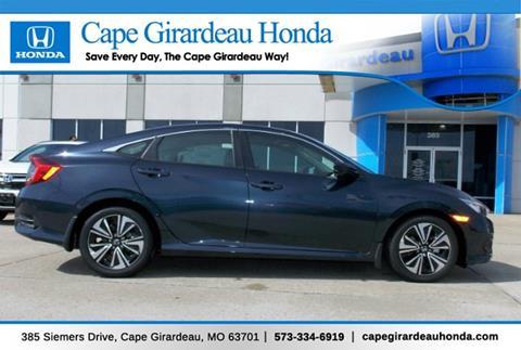2017 Honda Civic for sale in Cape Girardeau, MO