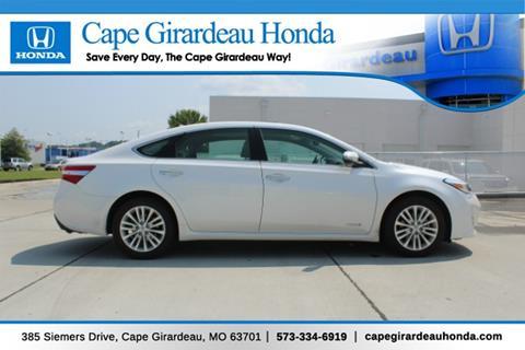 2015 Toyota Avalon Hybrid for sale in Cape Girardeau, MO