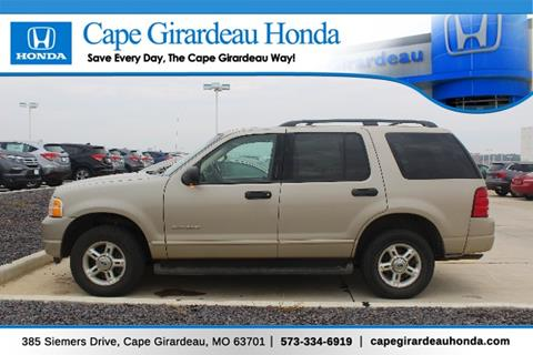 2004 Ford Explorer for sale in Cape Girardeau, MO