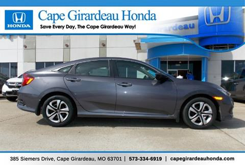 2017 Honda Civic for sale in Cape Girardeau, MO