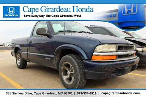 1998 Chevrolet S-10 for sale in Cape Girardeau, MO