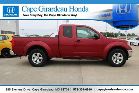 2011 Nissan Frontier for sale in Cape Girardeau, MO