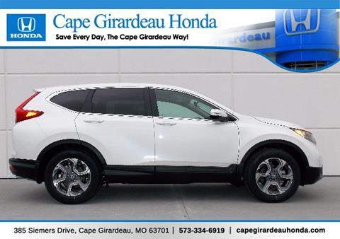 2017 Honda CR-V for sale in Cape Girardeau, MO