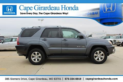 2004 Toyota 4Runner for sale in Cape Girardeau, MO