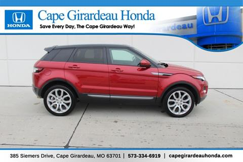2015 Land Rover Range Rover Evoque for sale in Cape Girardeau, MO