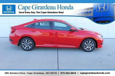 2018 Honda Civic for sale in Cape Girardeau, MO