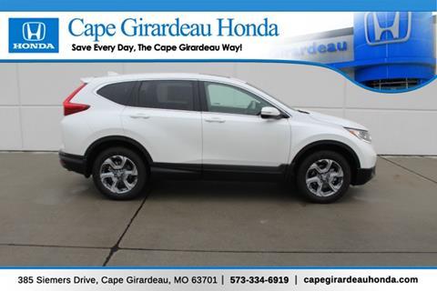 2018 Honda CR-V for sale in Cape Girardeau, MO