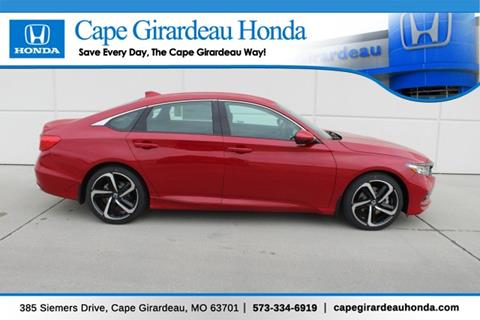 2019 Honda Accord for sale in Cape Girardeau, MO