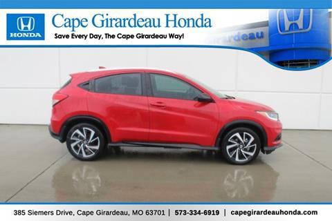 2019 Honda HR-V for sale in Cape Girardeau, MO