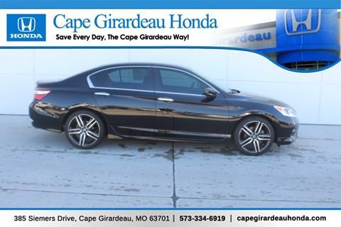 2016 Honda Accord for sale in Cape Girardeau, MO