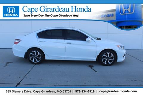 2016 Honda Accord for sale in Cape Girardeau, MO