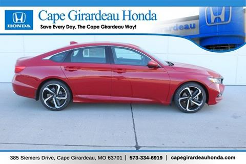 2018 Honda Accord for sale in Cape Girardeau, MO