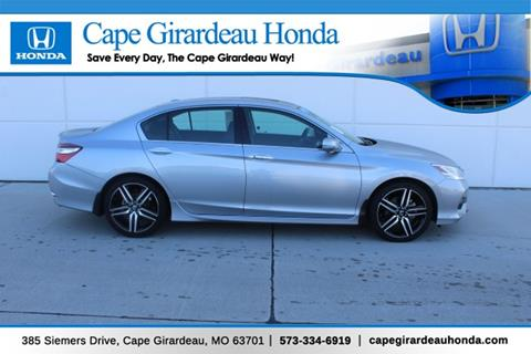 2017 Honda Accord for sale in Cape Girardeau, MO