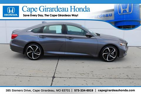 2018 Honda Accord for sale in Cape Girardeau, MO