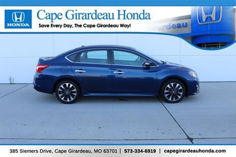 2016 Nissan Sentra for sale in Cape Girardeau, MO
