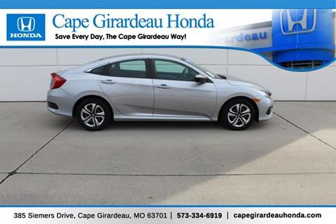 2016 Honda Civic for sale in Cape Girardeau, MO