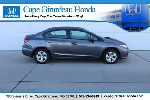 2014 Honda Civic for sale in Cape Girardeau, MO