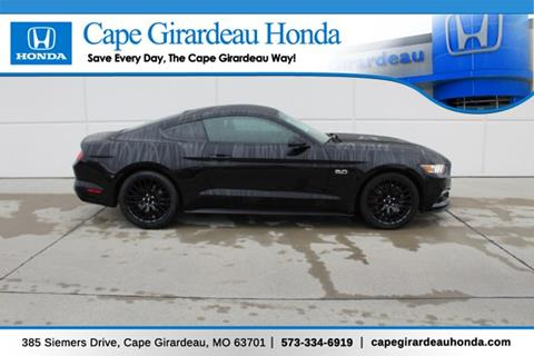 2017 Ford Mustang for sale in Cape Girardeau, MO