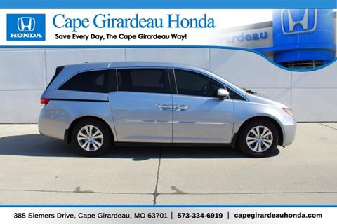 Cape Girardeau Honda >> 2016 Honda Odyssey For Sale In Cape Girardeau Mo