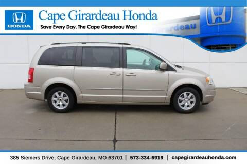 Town And Country Honda >> 2009 Chrysler Town And Country For Sale In Cape Girardeau Mo