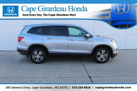 Cape Girardeau Honda >> 2018 Honda Pilot For Sale In Cape Girardeau Mo