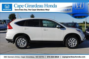 2016 Honda CR-V for sale in Cape Girardeau, MO