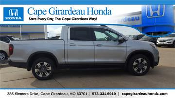 2017 Honda Ridgeline for sale in Cape Girardeau, MO