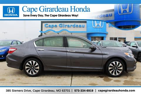 2017 Honda Accord Hybrid for sale in Cape Girardeau, MO