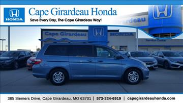 2005 Honda Odyssey for sale in Cape Girardeau, MO