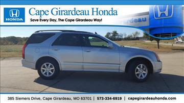 2008 Cadillac SRX for sale in Cape Girardeau, MO