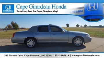 2006 Lincoln Town Car for sale in Cape Girardeau, MO