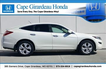 2011 Honda Accord Crosstour for sale in Cape Girardeau, MO