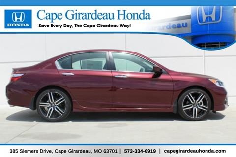 2017 Honda Accord for sale in Cape Girardeau, MO