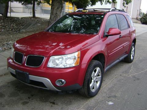 2006 Pontiac Torrent for sale in Houston, TX