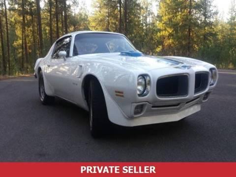 1970 Pontiac Firebird for sale in Houston, TX
