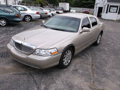 2007 Lincoln Town Car for sale in Osceola, IN