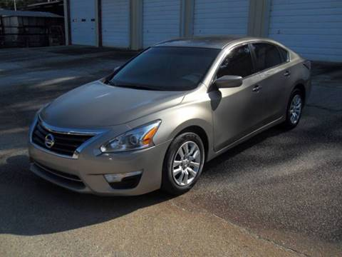 2014 Nissan Altima for sale in Abbeville, SC