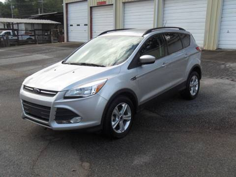 2014 Ford Escape for sale in Abbeville, SC