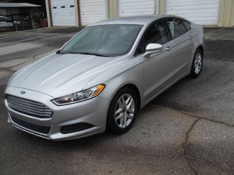 2015 Ford Fusion for sale in Abbeville, SC