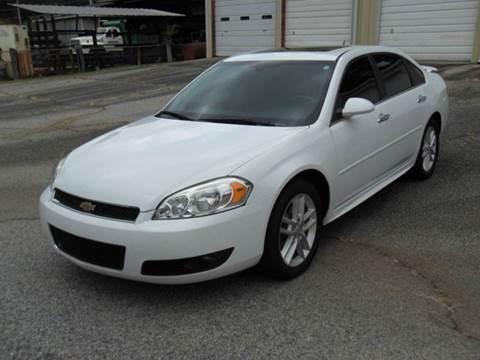 2013 Chevrolet Impala for sale in Abbeville, SC