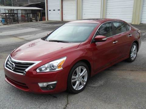 2015 Nissan Altima for sale in Abbeville, SC