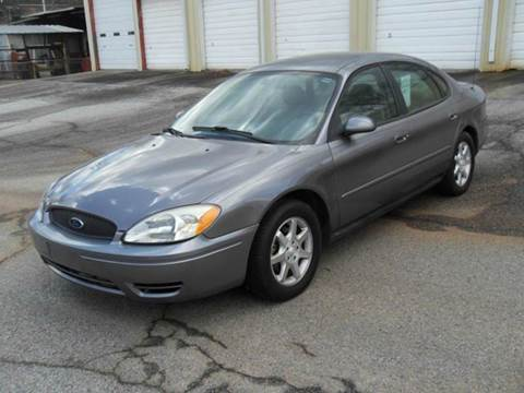2007 Ford Taurus for sale in Abbeville, SC