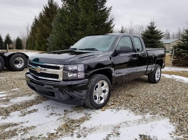 2010 Chevrolet Silverado 1500 Extended Cab >> 2010 Chevrolet Silverado 1500 4x2 Work Truck 4dr Extended