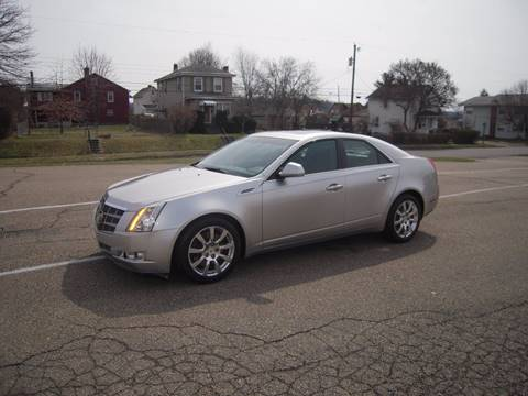 2008 Cadillac CTS for sale in Brackenridge, PA