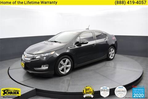Used Chevrolet Volt For Sale In Nebraska Carsforsale Com