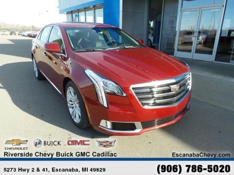 Riverside Auto Escanaba >> New 2018 Cadillac XTS For Sale - Carsforsale.com®