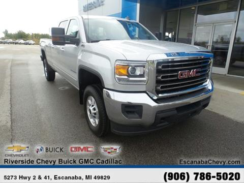 2017 GMC Sierra 2500HD for sale in Escanaba, MI