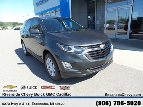 2020 Chevrolet Equinox for sale in Escanaba, MI