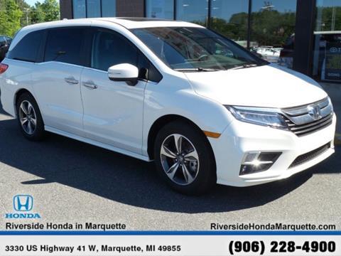 2018 Honda Odyssey for sale in Marquette, MI