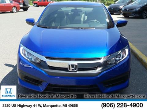 2018 Honda Civic for sale in Marquette, MI